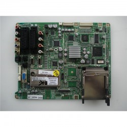 SAMSUNG PS50Q97HDXXEU MAIN BOARD BN41-00813D-MP10 2007.04.13 BN9401177C EL0703 E3