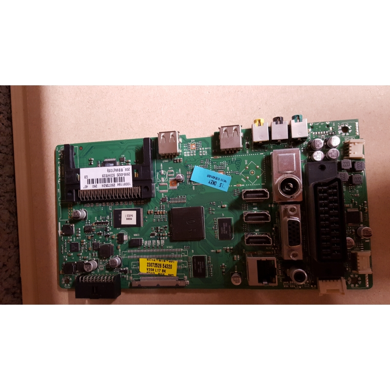 TOSHIBA MAIN BOARD  40L1353B