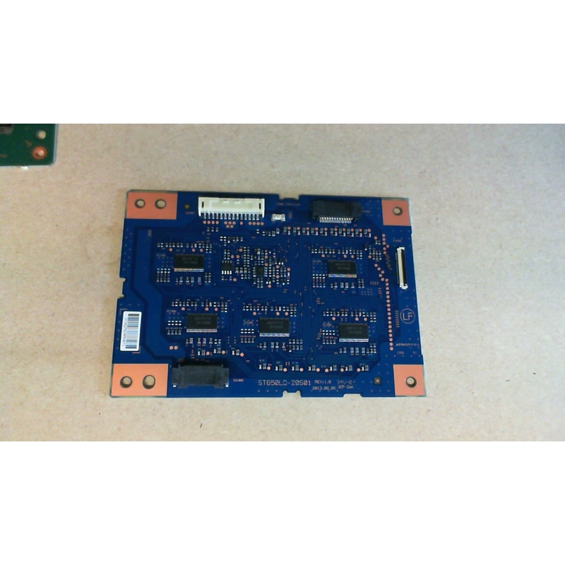SONY KDL-65W855A ST650LD-20S01 LED CONTROLLER