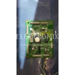 LG 50PK350ZBBEKLLJP PDP DRIVER EAX61300301 REVJ EBR63526905 EL0731 A3