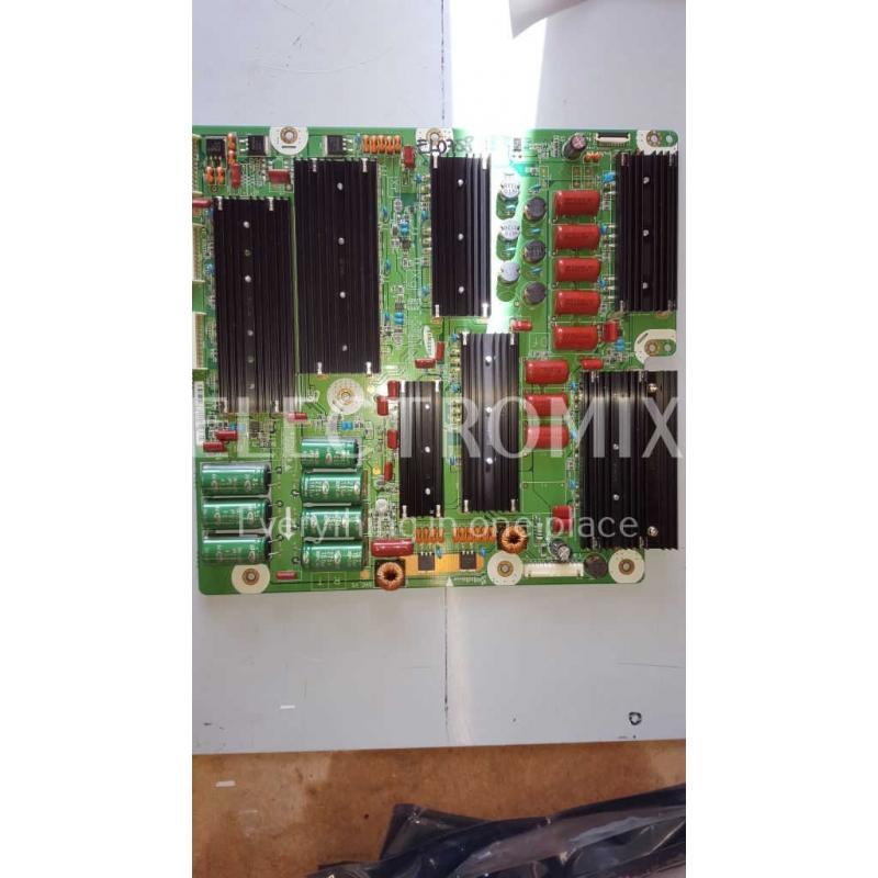 SAMSUNG PS-42Q7HDXXEU V-SCAN BOARD BN96-01856A LJ44-00105A RNAA00294 REV2.1 EL0758 A2