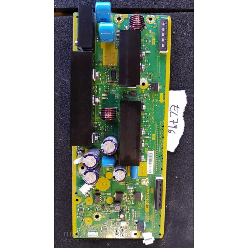 PANASONIC TX-P42G20B BUFFER BOARD TNPA5082 AH 1 SS TXNSS11NEK42 EL0796 B4