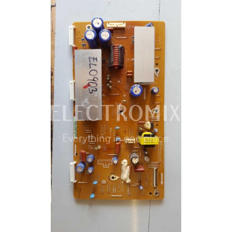 SAMSUNG PS51E450A1W Y MAIN LJ41-10136A LJ92-01854A REV 1.4 EL0903 D5